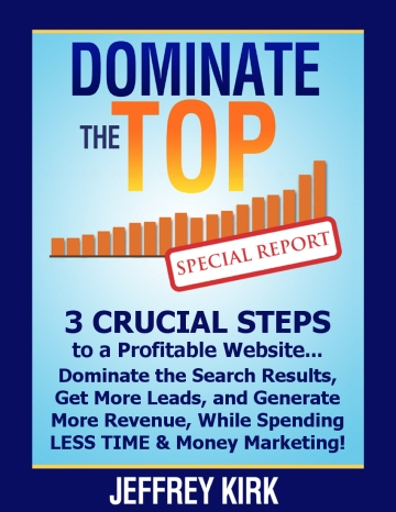 3 Crucial Steps to a Profitable Website...